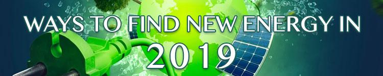 new energy 2019